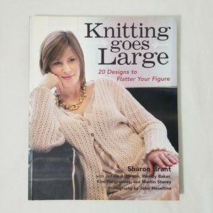 Knitting Goes Large: Flattering Plus Size Designs